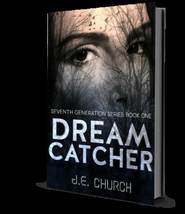 DREAM CATCHER MOCKUP